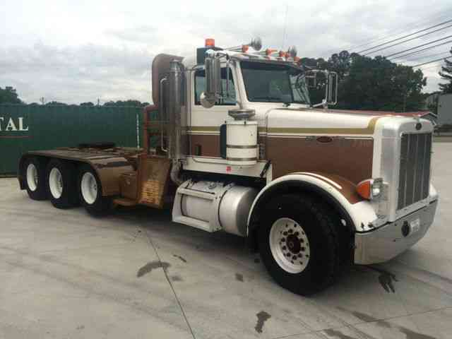 Peterbilt 357 2007  Daycab Semi Trucks