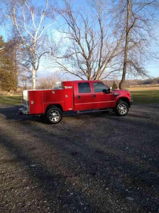 Ford 2011 Utility Service Trucks