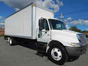 International 4300 (2006) : Van  Box Trucks
