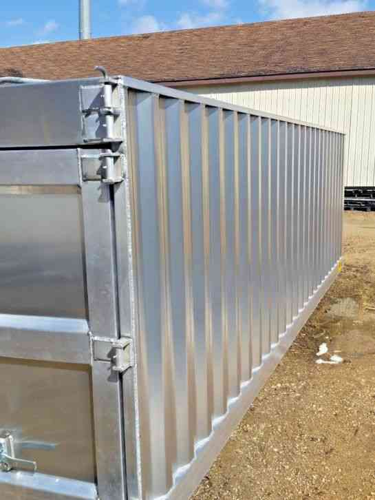 KANN Aluminum Farm Grain Body (2018) : Heavy Duty Trucks