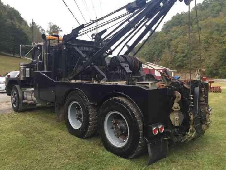Mack 1984 Wreckers