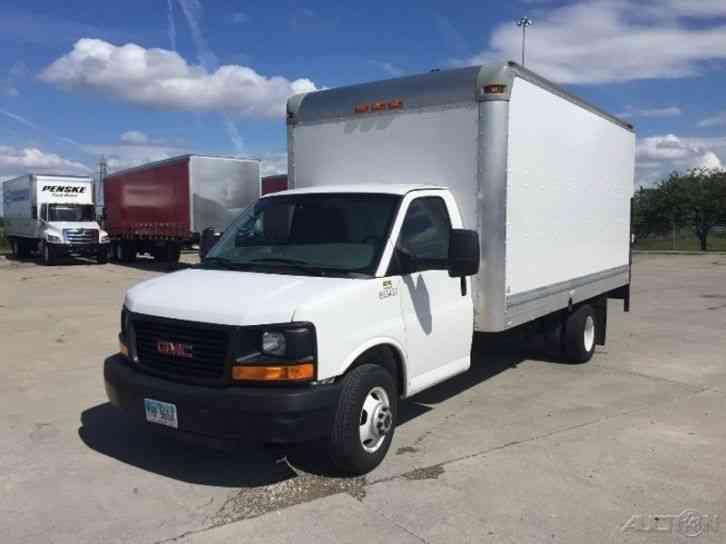 GMC SAVANA G3500 (2013) : Van / Box Trucks