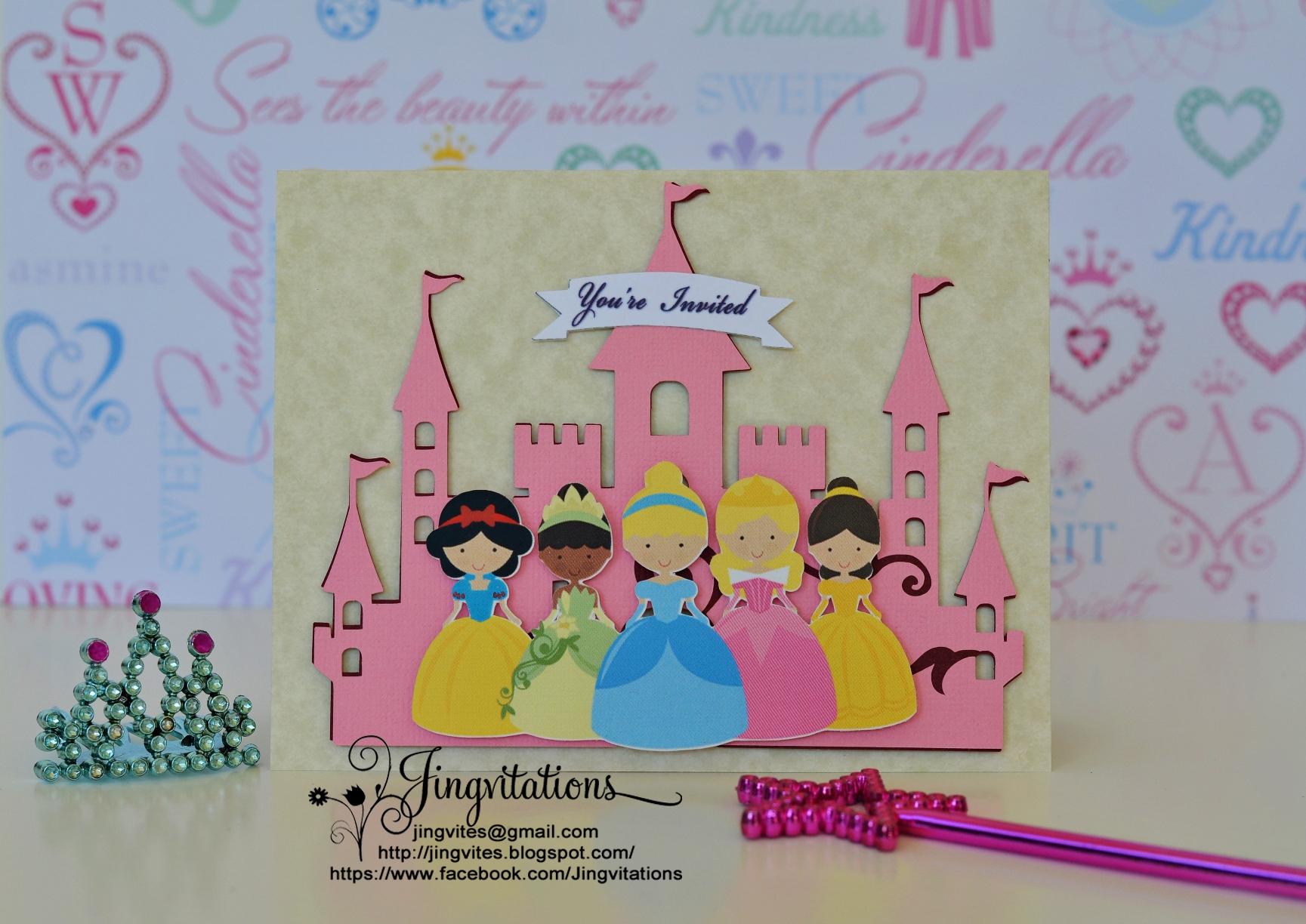 princess jingvitations page 6
