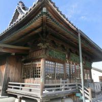 諏訪神社(西尾市一色町一色)