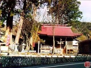 舂米(つくよね)神社(鳥取県八...