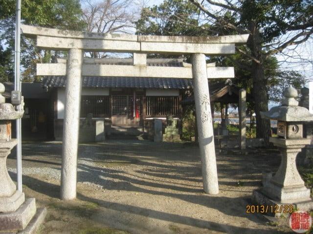 式内 富都神社 |