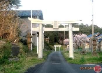 式内 国村神社
