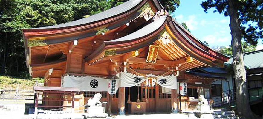 神社人 - 綿津見神社