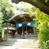 御田八幡神社 / 東京都港区