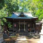 八雲氷川神社 / 東京都目黒区