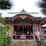 今戸神社 / 東京都台東区