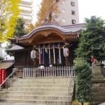 池尻稲荷神社 / 東京都世田谷区