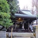 大森浅間神社 / 東京都大田区