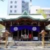 鐵砲洲稲荷神社 / 東京都中央区
