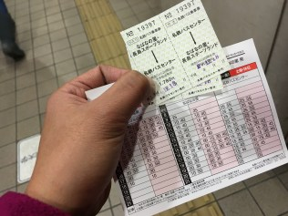 Bus Tickets and Bus Schedule