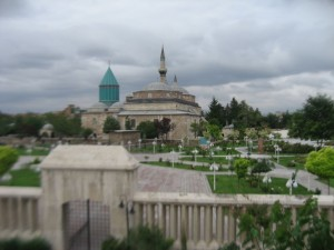 The Mevlana's Mausoleum