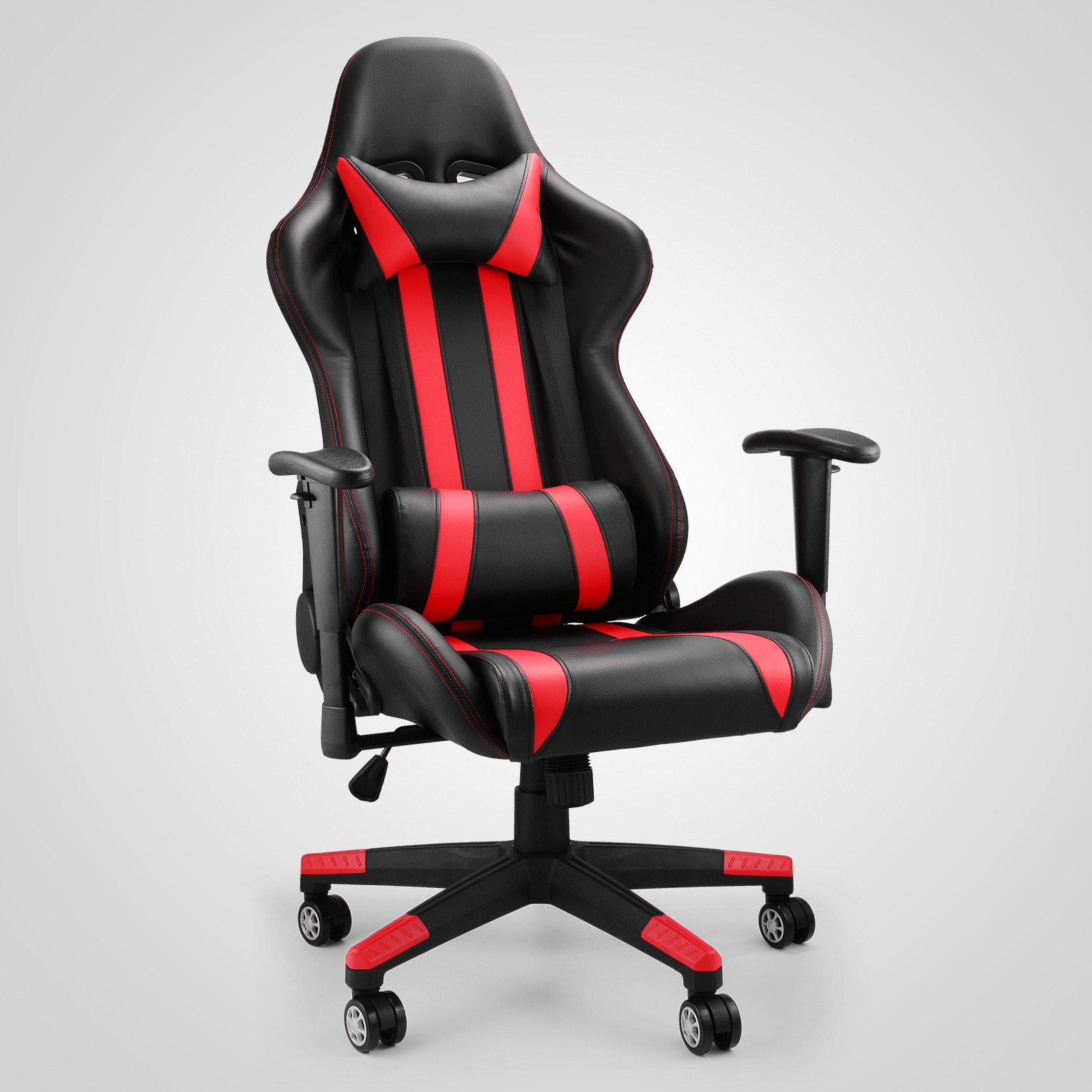 Gaming Computer Chair Black And Red Gaming Chair Office Chair Race Computer Game
