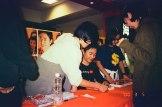 吳宗憲:脫離軌道簽名會(2000年)