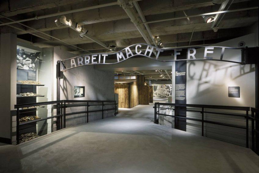 美國大屠殺紀念博物館 United States Holocaust Memorial Museum – 家鄉美