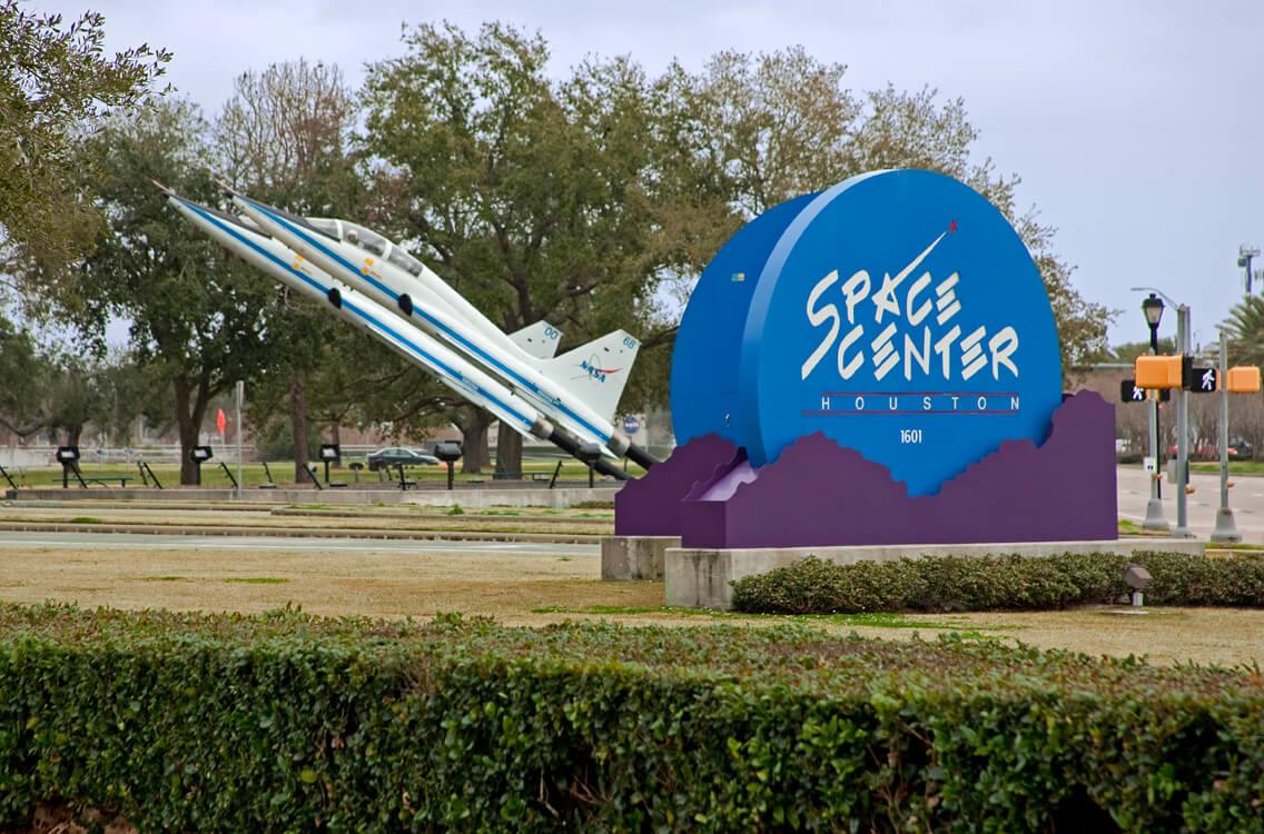 休斯頓太空中心 Space Center Houston – 家鄉美