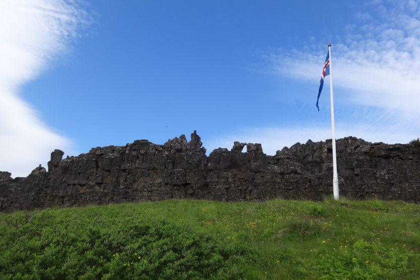 辛格維利爾國家公園 Thingvellir National Park – 家鄉美