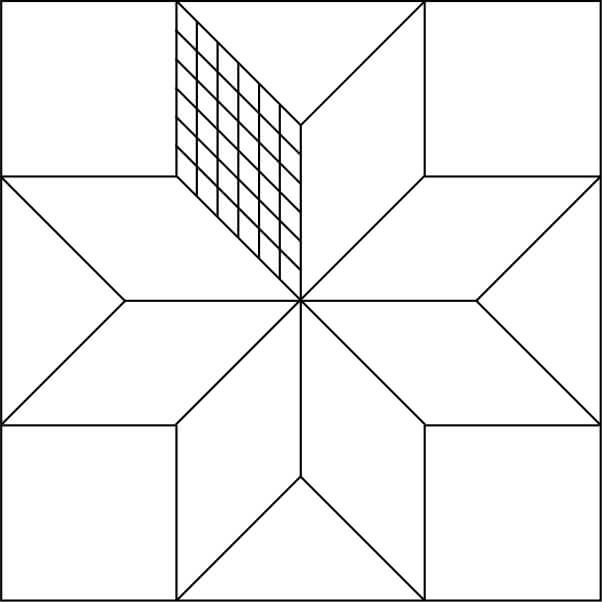 Fragmenting: A Whole Quilt Design from a Single Block