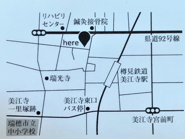 cafecotton周辺地図