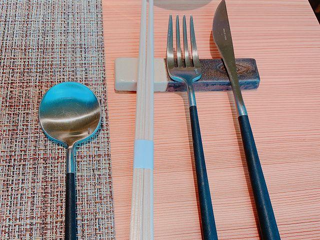 カトラリー類とお箸