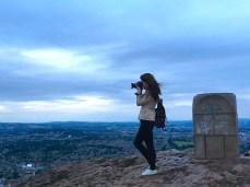 Take photos for Edinburgh