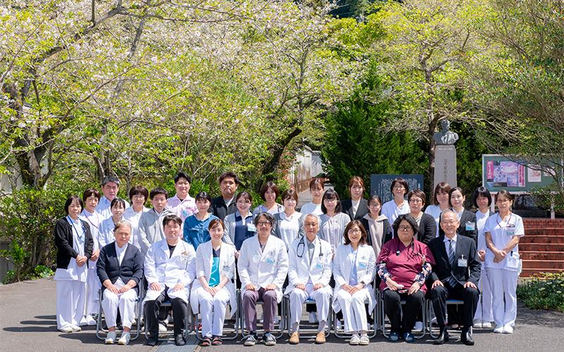 福山病院スタッフ