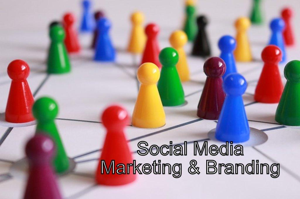 Social Media Marketing & Branding