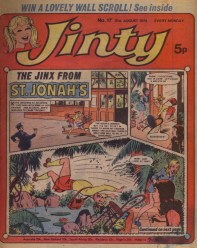 Jinty cover 31 August 1974
