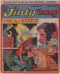 Jinty and Lindy 16 October 1976