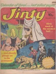 Jinty 25 January 1980