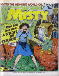 Misty cover 7 July 1979.