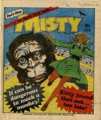 Misty cover Monkey