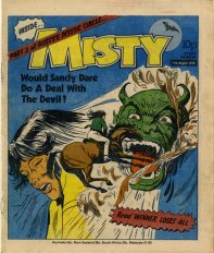 Misty cover Winner Loses All a