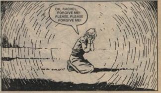 "Clare Harvey's despair. ""Waves of Fear"" part 2, 29 September 1979."
