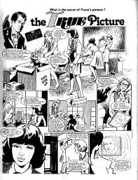 The True Picture. Strange Story, Tammy 18 November 1978.