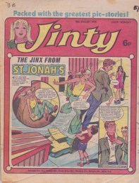 Jinty cover 16 August 1975