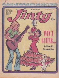 Jinty cover 9 August 1975
