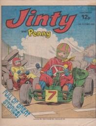 Jinty 11 October 1980