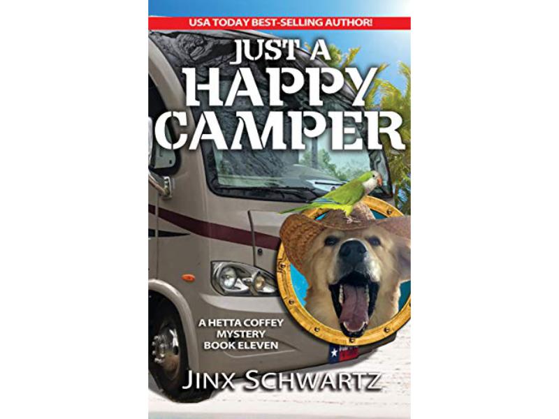 Hetta Coffey - Just a Happy Camper
