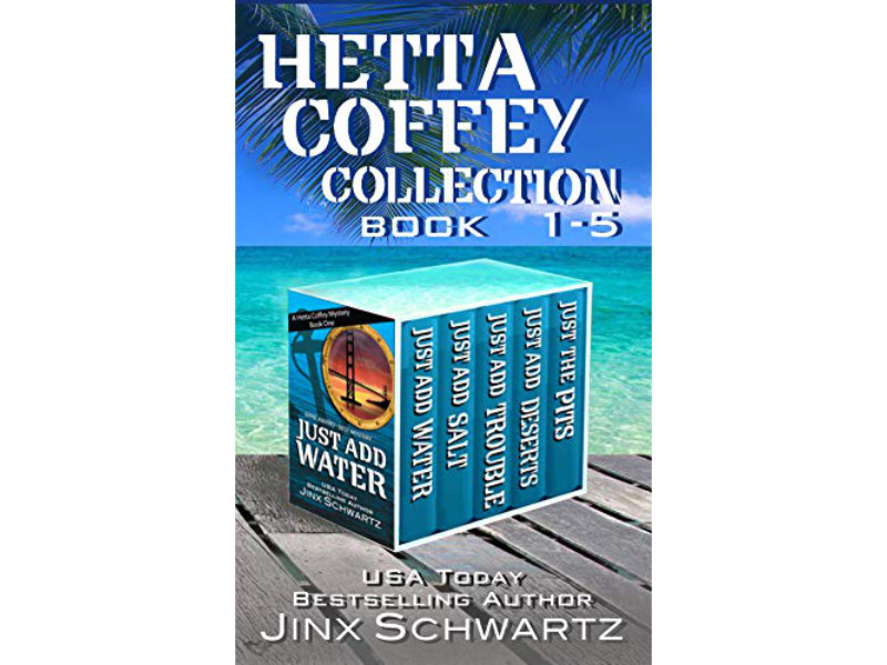 Hetta Coffey Collection Boxed Set Books 1-5