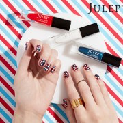 patriotic nail art ideas 4th