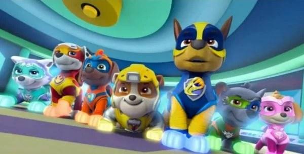 paw patrol mighty pups on dvd september 11  reader