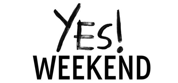yesweekend!
