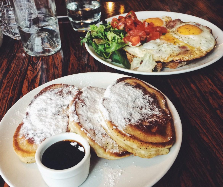 Pancakes bij Pernikkel!