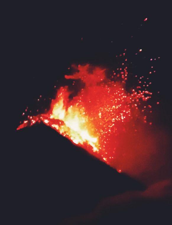vulkaan acatenango