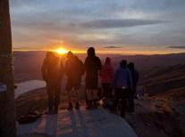 Roys's Peak sunrise.